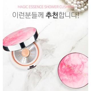 [Hồng] Phấn Nước April skin Magic Essence Shower Cushion SPF50 PA++++ (13g) - MoCi Cosmestics thumbnail
