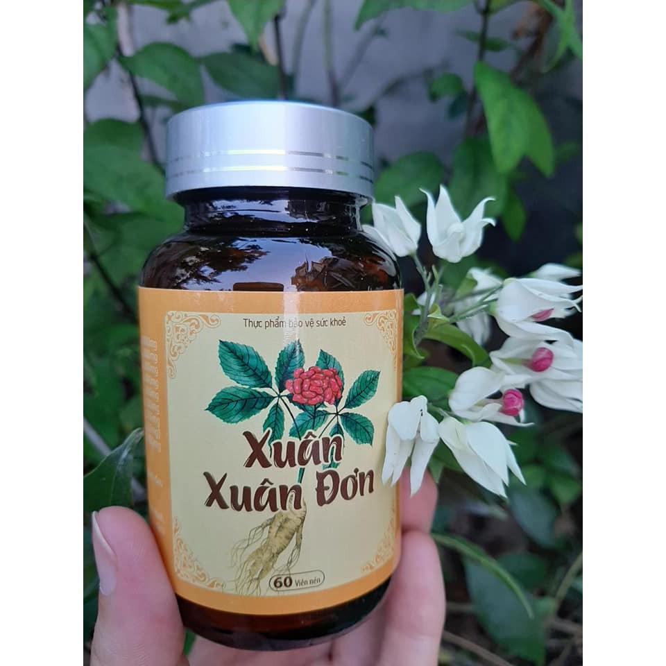 Viên uống tăng cường nội tiết tố nữ Xuân Xuân Đơn