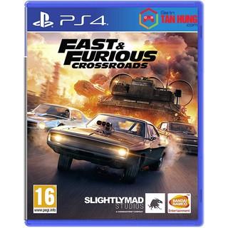 Đĩa Game Ps4 Fast & Furious Crossroads thumbnail