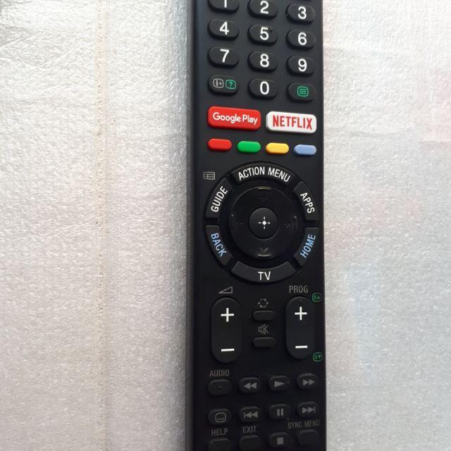Điều khiển tivi Sony giọng nói chính hãng