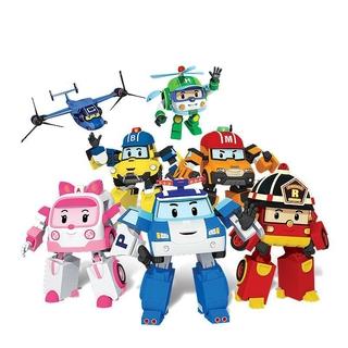 ROBOCAR POLI Đồ Chơi Robot Biến Hình Dễ Thương Cho Bé