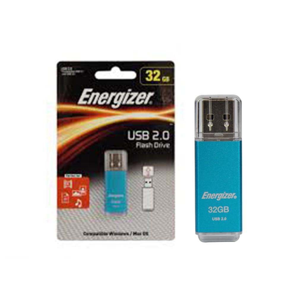 USB2.0 Flash Drive 32Gb - Màu Xanh