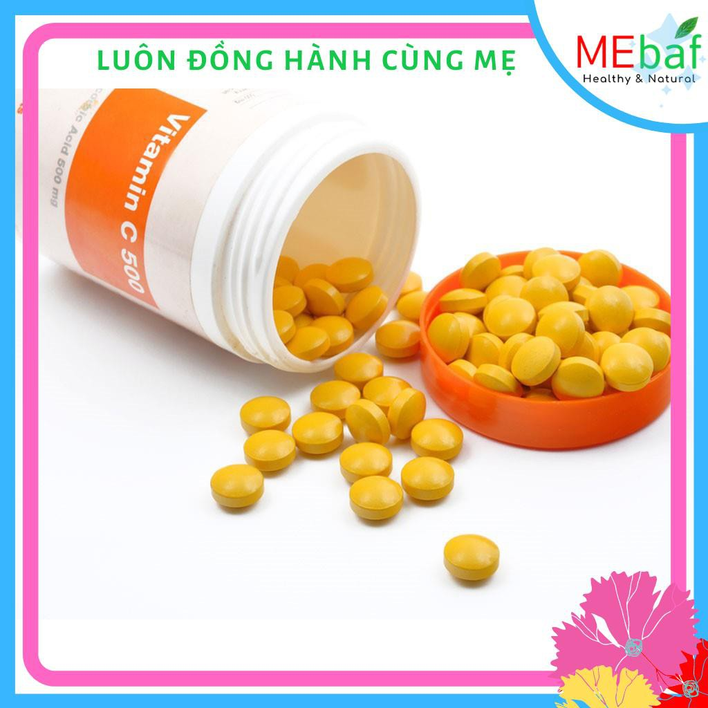 Viên Healthy Care Vitamin C 500mg hộp 500 viên Úc - Mẫu mới 2020 | Shopee Việt Nam