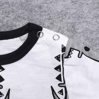 Baby bodysuit Dinosaurs printing Onesie Romper One Piece jersey