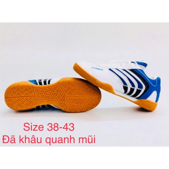Giày bóng chuyền,cầu long,chạy bộ,đá futsanl