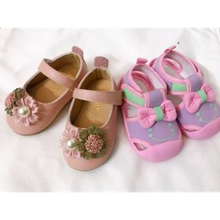 Giày bé gái đính hoa xinh xắn chất cực mềm