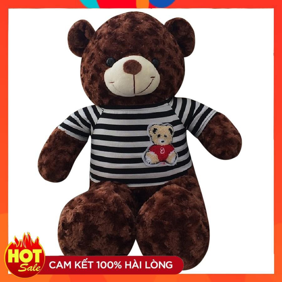[HOT] Gấu bông Teddy KHỔNG LỒ Cao Cấp hàng VNXK