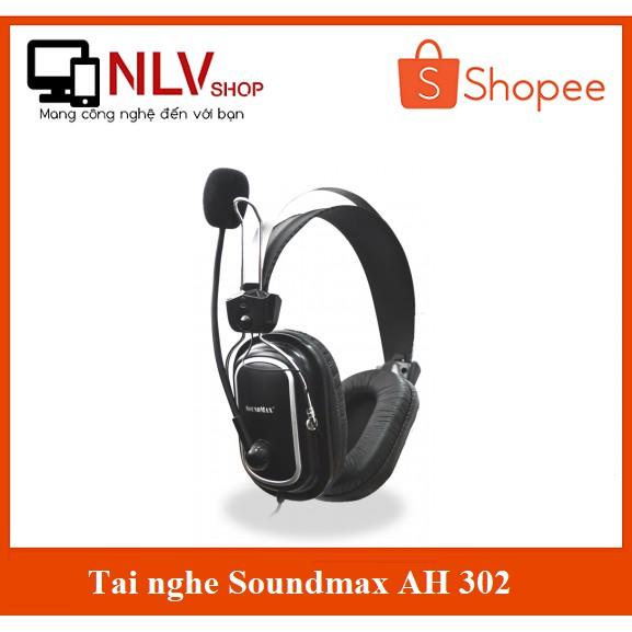 Tai nghe Soundmax AH 302 - 2734662 , 1247365206 , 322_1247365206 , 250000 , Tai-nghe-Soundmax-AH-302-322_1247365206 , shopee.vn , Tai nghe Soundmax AH 302