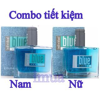 Nước hoa Nam Nữ Blue Individual For Him - For Her thumbnail