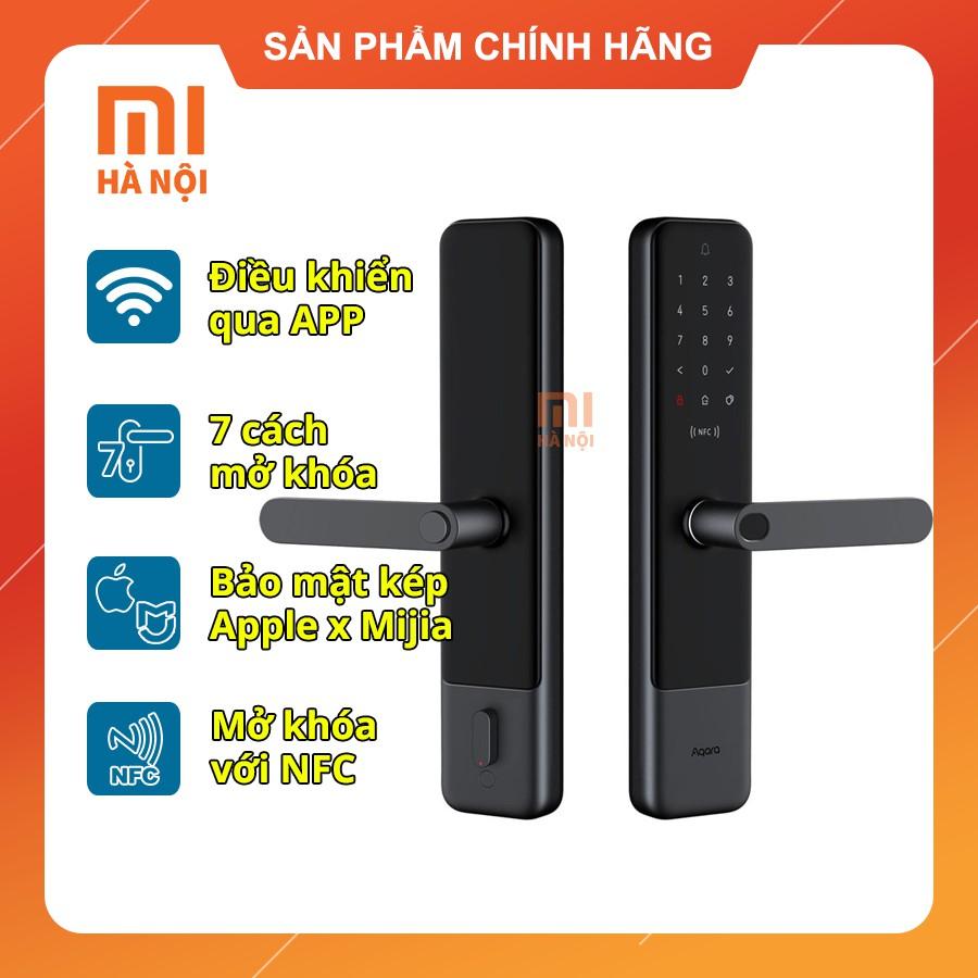 Khóa Cửa Thông Minh Xiaomi Aqara N200 Phiên Bản 2020