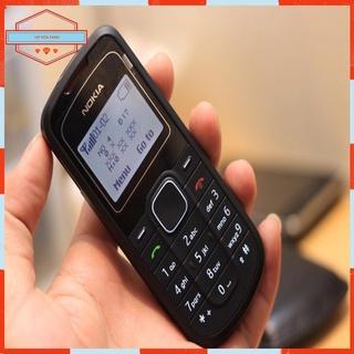 Điện Thoại Cục Gạch Pin Trâu Nokia Cổ 1202 Zin Chính Hãng Bàn Phím Số Cho Người Già thumbnail