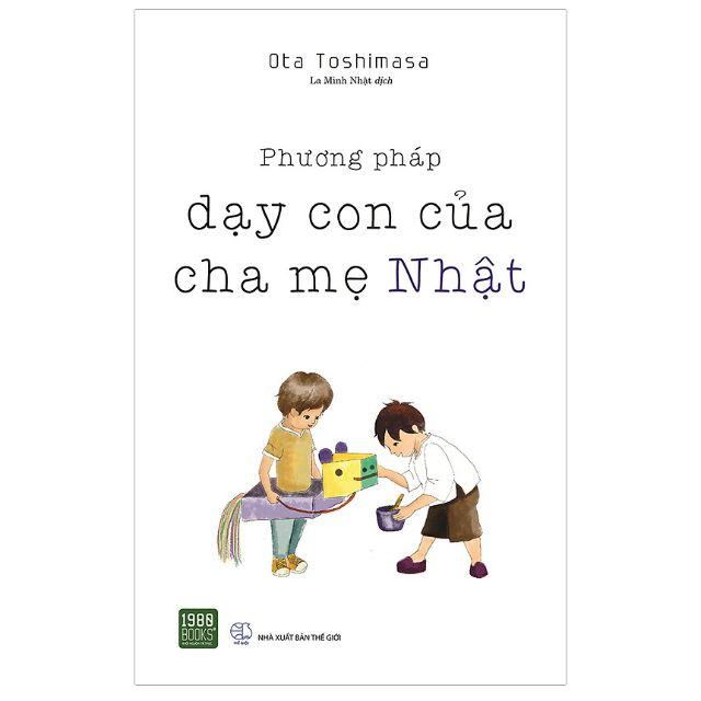 Sách - Phương pháp dạy con của cha mẹ Nhật