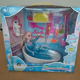 Đồ chơi elsa trong bồn tắm sale
