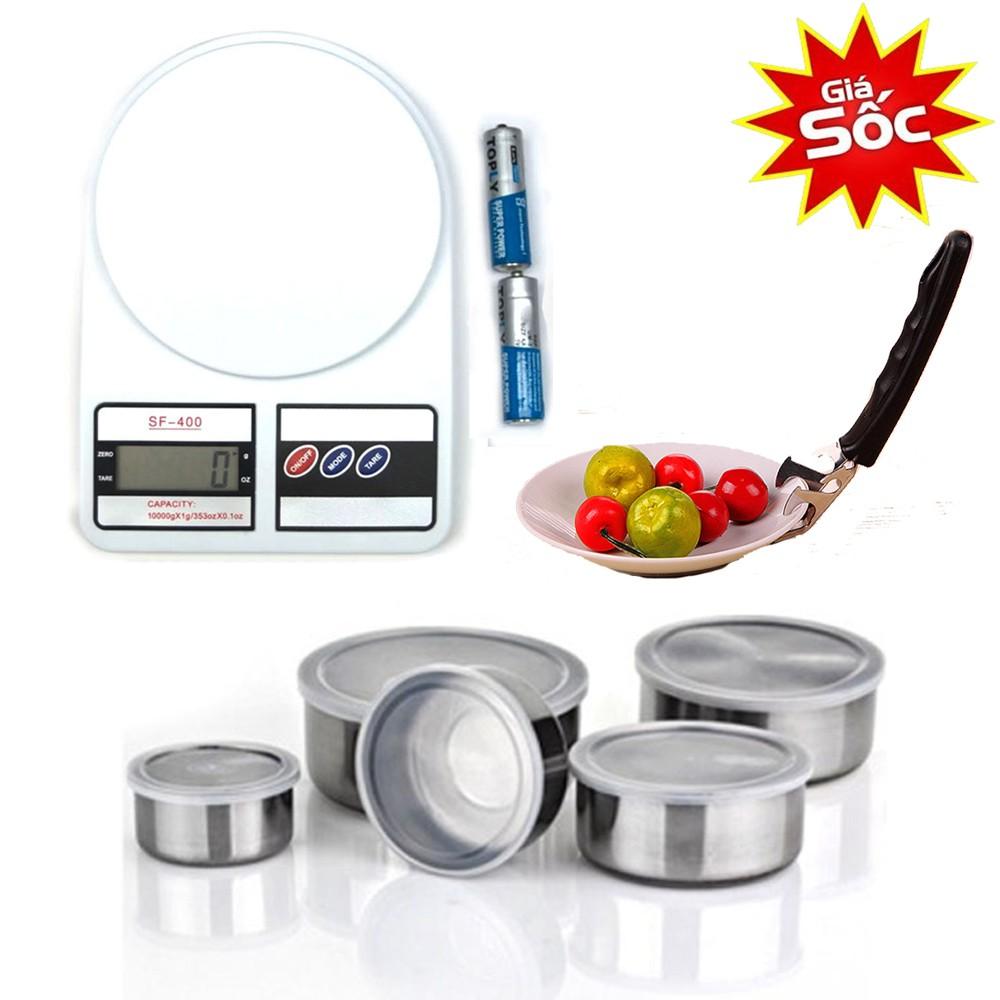 Bộ 3 nhà bếp 1 cân 5kg 1 dụng cụ gắp nóng 1 máy đánh trứng - 3565235 , 1315180974 , 322_1315180974 , 200000 , Bo-3-nha-bep-1-can-5kg-1-dung-cu-gap-nong-1-may-danh-trung-322_1315180974 , shopee.vn , Bộ 3 nhà bếp 1 cân 5kg 1 dụng cụ gắp nóng 1 máy đánh trứng