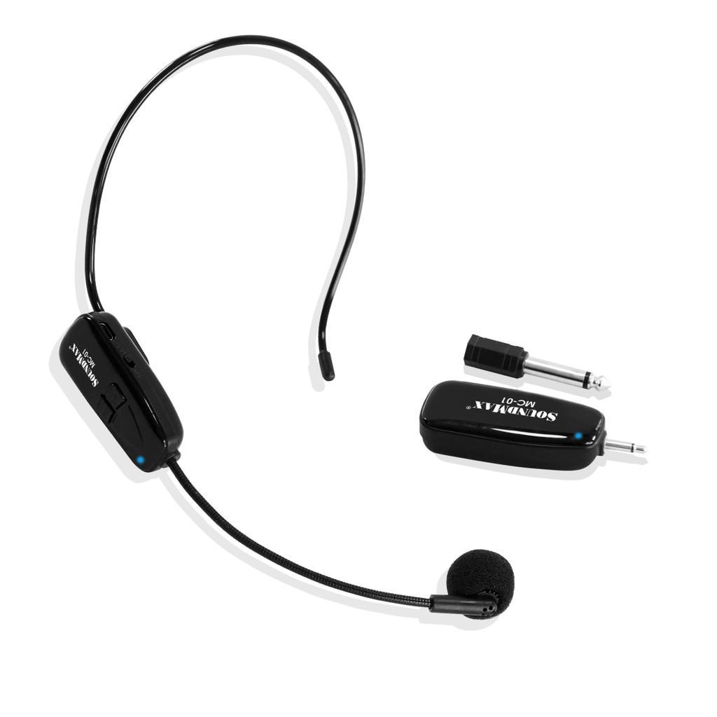 Micro SoundMax MC-01 - Hàng Chính Hãng