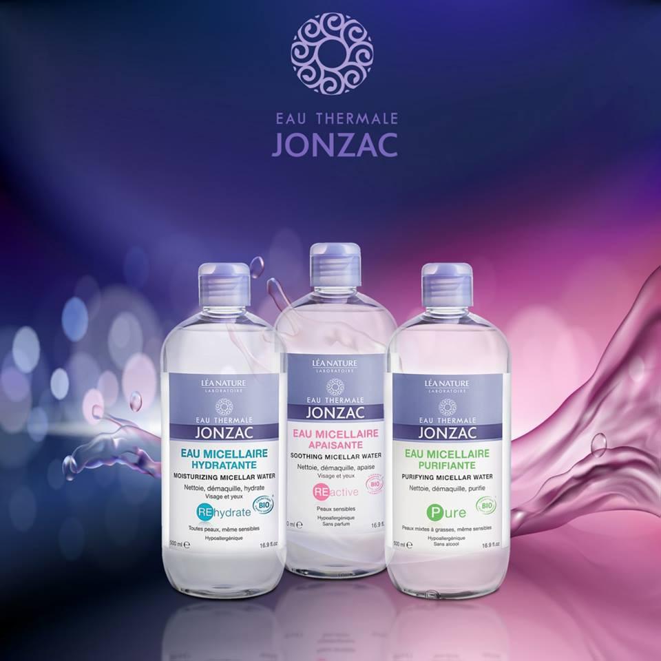 [Mã FMCGM100 - 10% đơn 500K] Nước Tẩy Trang Eau Thermale Jonzac - Pure (500mL)