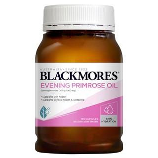 Tinh dầu hoa anh thảo Blackmores 190 viên của ÚC