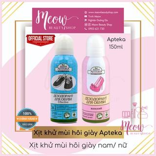 APTEKA - Xịt khử mùi hôi giày Apteka Nga 150ml thumbnail