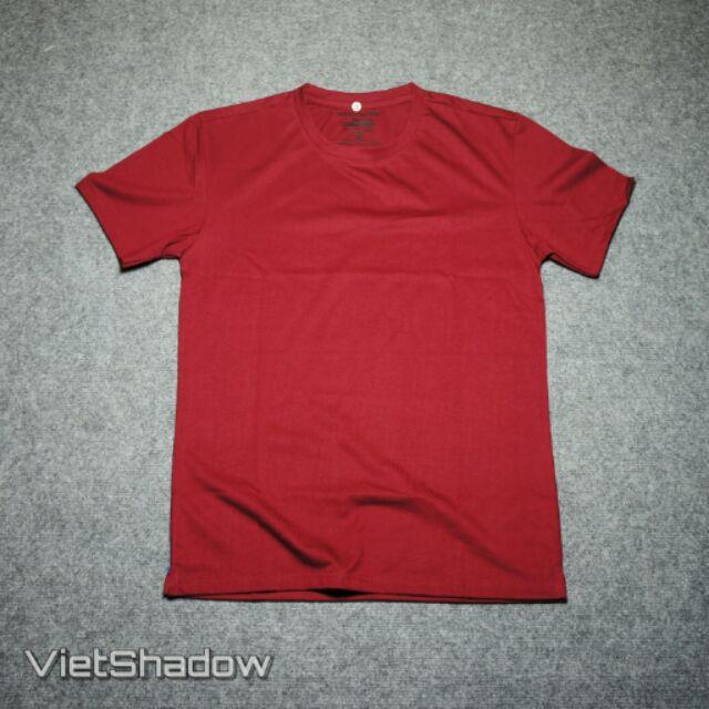 Áo phông trơn thương hiệu VietShadow cổ tròn màu đỏ đô - 2985477 , 321553950 , 322_321553950 , 80000 , Ao-phong-tron-thuong-hieu-VietShadow-co-tron-mau-do-do-322_321553950 , shopee.vn , Áo phông trơn thương hiệu VietShadow cổ tròn màu đỏ đô