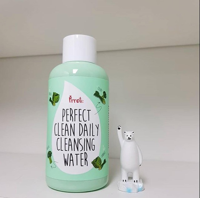 Nước tẩy trang Prreti Perfect Clean Daily Cleansing Water