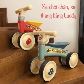 ( Chính Hãng) Xe chòi chân , xe thăng bằng Luddy , xe cho Bé