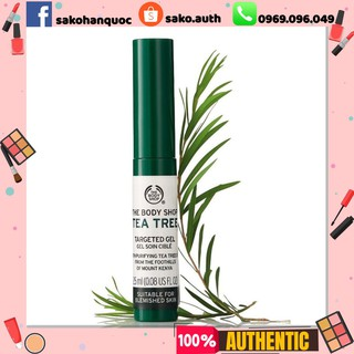 Gel trị mụn Tea Tree The body shop