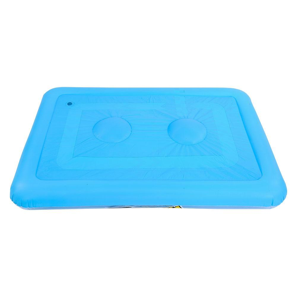 Stylish365 Foldable PVC Inflatable Racing Pools for Mini RC Boats Water Toys