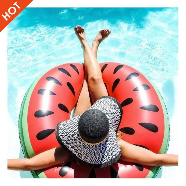 [GIẢM GIÁ] - Phao bơi quả dưa hấu lớn