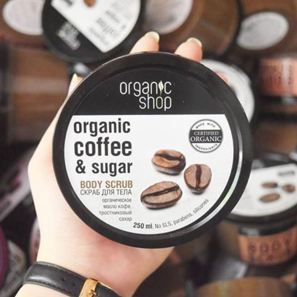 [ BÁN SỈ ] Tẩy Tế Bào Chết Organic Coffee & Sugar Body Scrub 250ml - 3323666 , 755130973 , 322_755130973 , 118000 , -BAN-SI-Tay-Te-Bao-Chet-Organic-Coffee-Sugar-Body-Scrub-250ml-322_755130973 , shopee.vn , [ BÁN SỈ ] Tẩy Tế Bào Chết Organic Coffee & Sugar Body Scrub 250ml