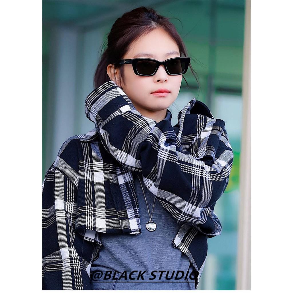(SẴN) Kính mát nữ Jennie BLACKPINK kiểu dáng thời trang
