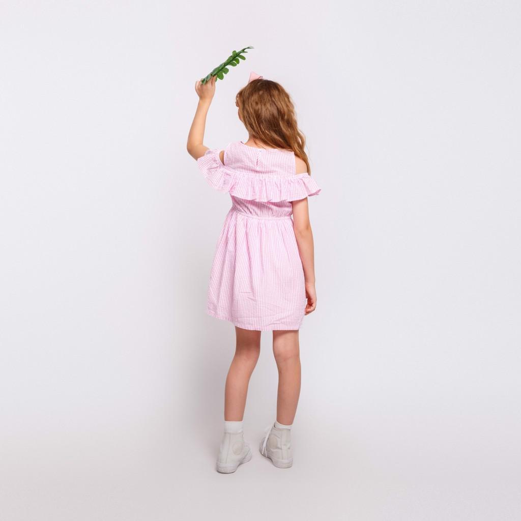 Áo đầm bé gái OFF SHOULDER M.D.K