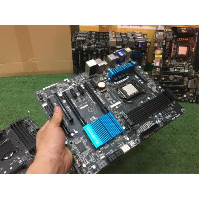 [Mã ELCL05 giảm 5% đơn 500K] MAIN Z77 CAO CẤP 1155 GA-Z77-DS3H