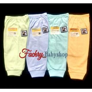 Bộ 4 quần dài màu trơn cho bé sơ sinh