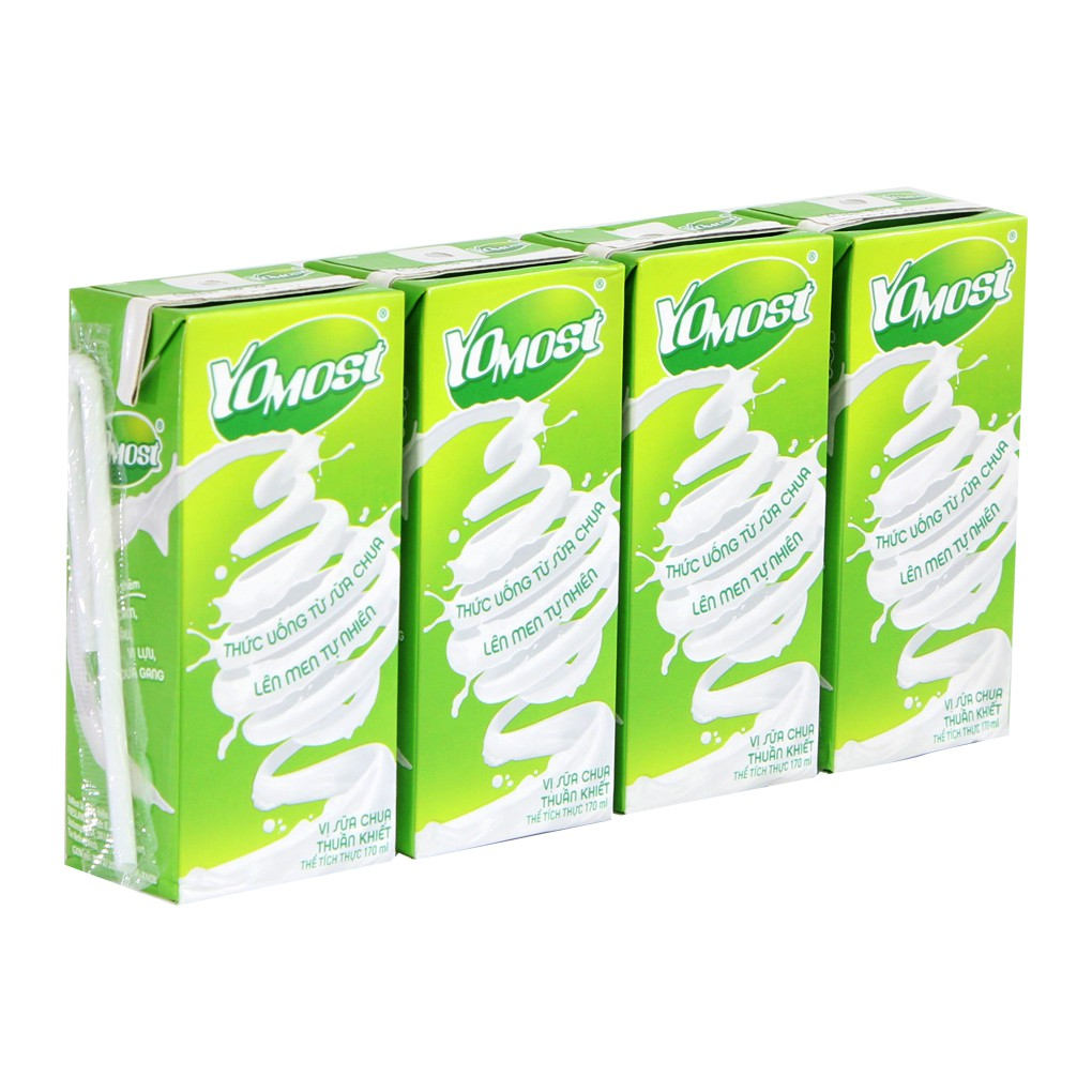Sữa chua uống Yomost vị thuần khiết hộp 170ml (lốc 4 hộp) - 3534033 , 1078578085 , 322_1078578085 , 25000 , Sua-chua-uong-Yomost-vi-thuan-khiet-hop-170ml-loc-4-hop-322_1078578085 , shopee.vn , Sữa chua uống Yomost vị thuần khiết hộp 170ml (lốc 4 hộp)