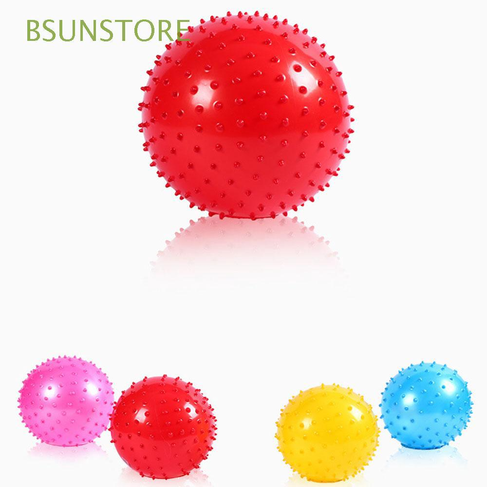 BSUNSTORE 22cm Random Color Hot Sensory Family Fun Party Funny Massage Ball