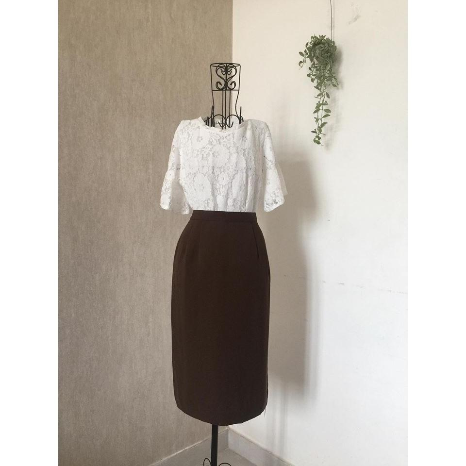 1037567106 - chân váy vintage Japan