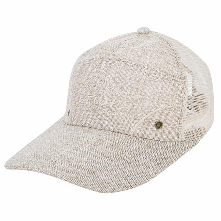 Mũ golf màu xám, nón tennis, nón đi câu