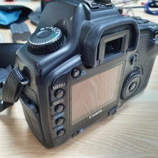 Bộ máy chụp ảnh DSLR Canon 5D mark I