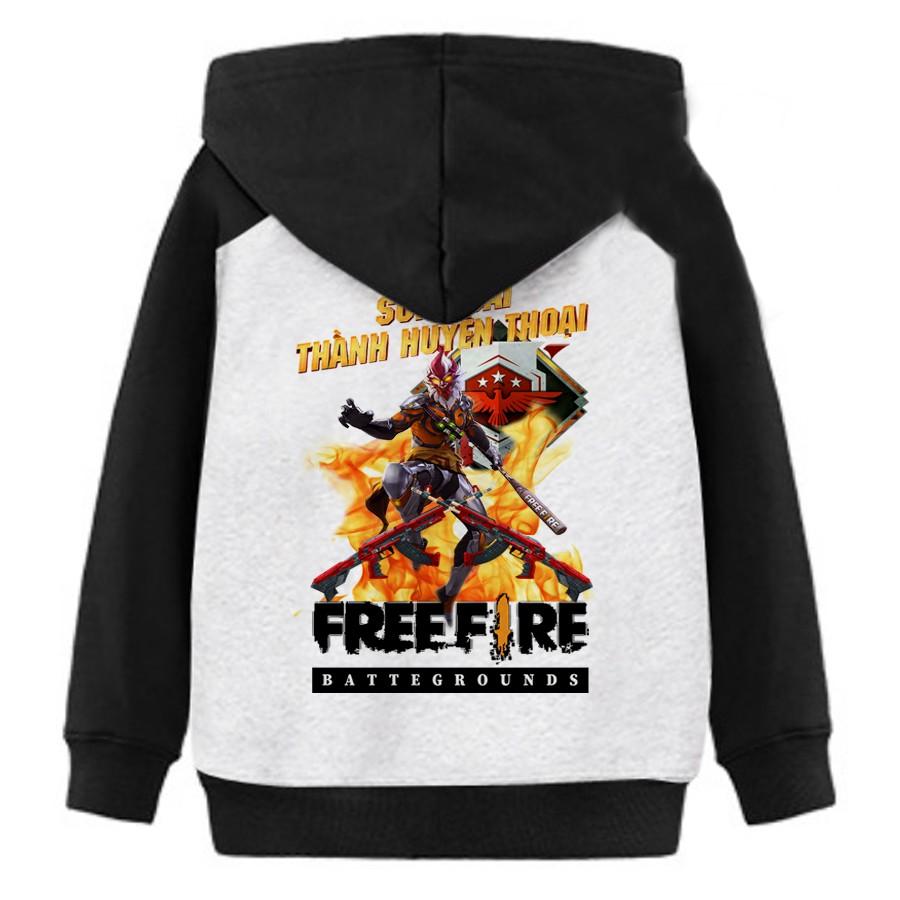 Áo khoác Free Fire Mẫu Mới