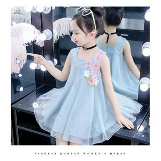 Đầm váy ngọt ngào cho bé đi chơi dự tiệc BAO CHẤT ĐẸP V39