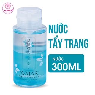 Nước khoáng tẩy trang AVATAR dung tích 300ml- nước tẩy trang dầu mụn AVATAR thumbnail