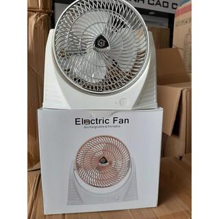 [Xả] Quạt tích điện Electric Fan 3 Tốc Độ (siêu rẻ)