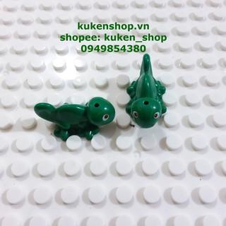 Minifigures Động Vật Con Thằn Lằn Tắc Kè NO.1085