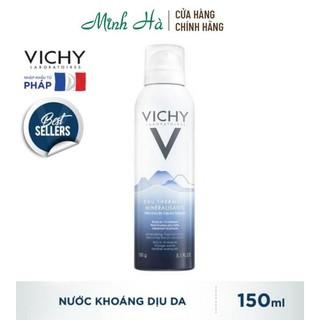 Xịt khoáng Vichy Mineralizing Thermal Water làm dịu da 150ml