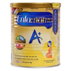 Enfamama A+ Chocolate 400gr - Dành Cho Mẹ Mang Thai Và Cho Con Bú