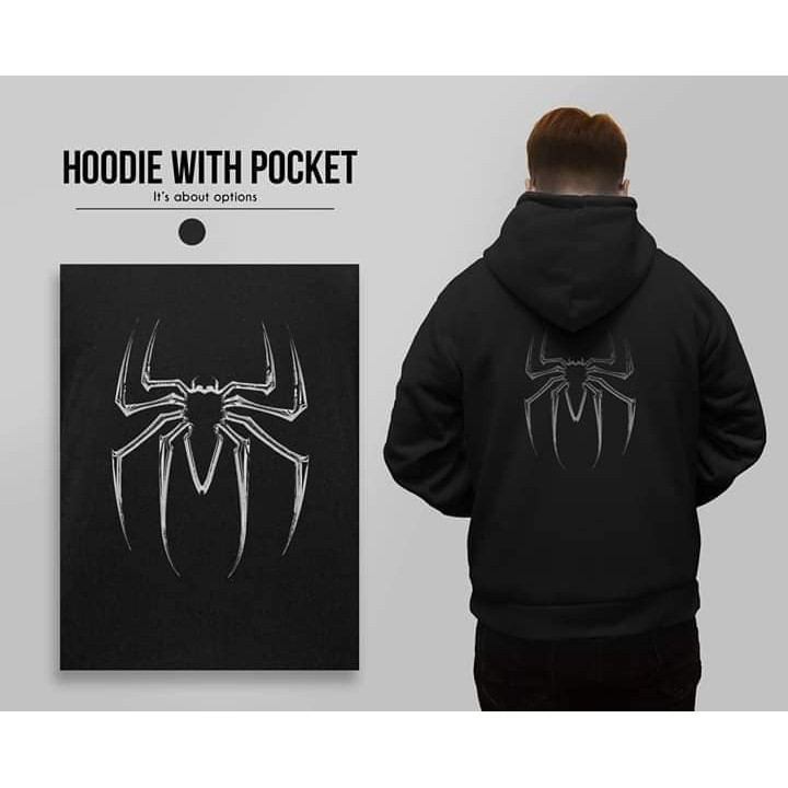 Áo hoodie Spider man - Áo hoodie Spider man