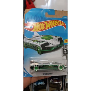 Xe mô hình Hot wheels 1:64 2018 – Speed Slayer