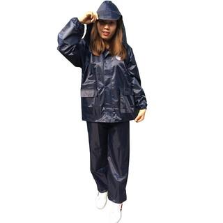 Yêu ThíchBộ quần áo mưa đi xe máy nam nữ vải dù siêu bền