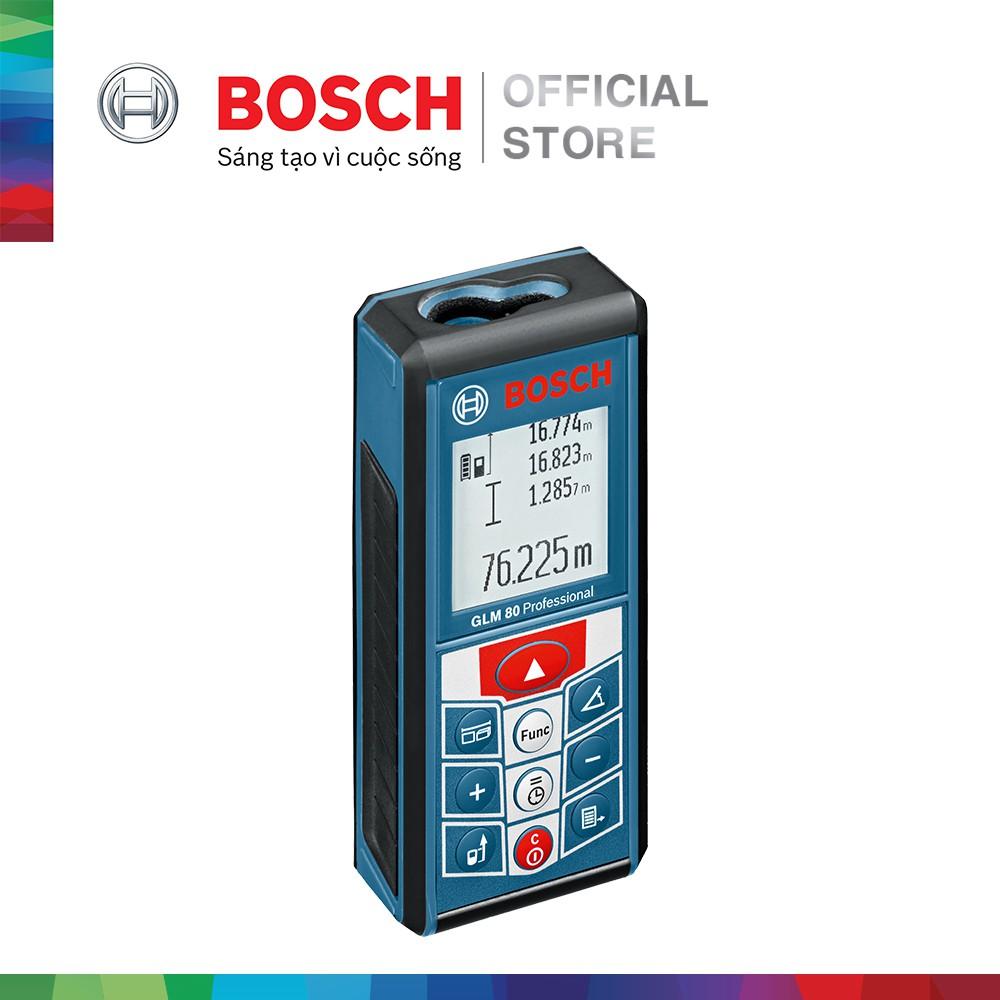 [NHẬP BOSCH10 GIẢM 10%] Máy đo khoảng cách laser Bosch GLM 80 - 3542157 , 1285081602 , 322_1285081602 , 6020000 , NHAP-BOSCH10-GIAM-10Phan-Tram-May-do-khoang-cach-laser-Bosch-GLM-80-322_1285081602 , shopee.vn , [NHẬP BOSCH10 GIẢM 10%] Máy đo khoảng cách laser Bosch GLM 80