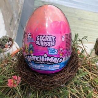 Trứng Hatchimals khổng lồ
